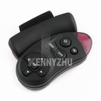Wholesale Universal Multifunctional Car Steering Wheel Remote Control Learning New