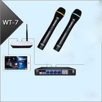 karaoke machine - New KARAOKE machine Jukebox TB HD Wired Microphones Touch pad