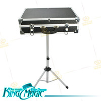 Wholesale Stage Tripod Table Black king magic tricks magie magia