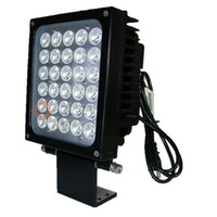 Wholesale New Model WaterProof HighPower LED cps Bridgelux Chips WhiteLight Lamp W for Security CCTV Commercial LandScape Advertising lighting