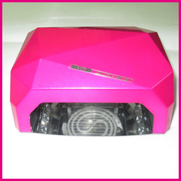 Wholesale 2013 New Long Life Diamond CCFL LED Lamps Nail Art Led Nail Lamp