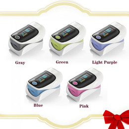 Wholesale Color OLED Fingertip Pulse Oximeter Spo2 Monitor Finger tip Pulse oximeter