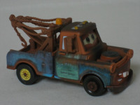 Wholesale PIXAR Cars Toys quot Mater quot Tow Truck Time bomb version