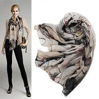 Wholesale new spring fashion assorted Scarves for women s best gift