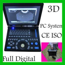 Wholesale 12 inch D Full Digital Laptop Ultrasound Scanner PC System