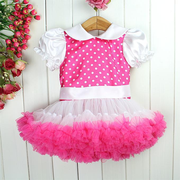 Online Cheap New 2015 Brand Spring Summer Dresses Baby Girl Tutu ...