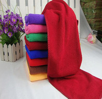 Wholesale Hot Bath Towel Seconds Quick Drying Towel Microfiber Towels Cleaning Towel x140 Large Bath Towel