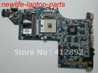 DV6 DV6T placa madre 631044-001 31LX6MB0280 DA0LX6MB6H1 promesa del 100% de trabajo nave rápida no integrada de la calidad