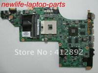 DV6 DV6T placa madre 631044-001 31LX6MB0270 DA0LX6MB6H1 promesa del 100% de trabajo nave rápida no integrada de la calidad