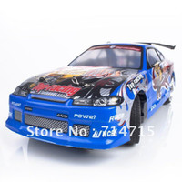 Wholesale 110V Electric RC Car Drift Drifting Remote Radio Control Controlled Racing