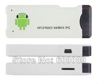 Wholesale In Stock Android Mini PC IPTV Google Internet TV Smart Android Box DDR3 G RAM GB ROM Allwinner