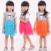 Wholesale Child Clothing Kids Waistcoat Girl Vest Jumper Skirt Fashion Casual Dresses Children Outwear Coat