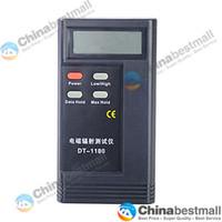 Wholesale DT Electromagnetic Radiation Detector EMF Meter Tester Cell Phone Laptop Anti Radiation Gadgets