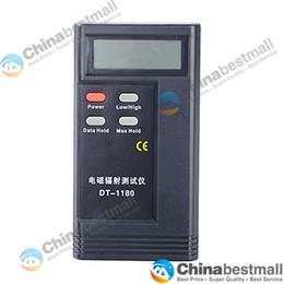 DT-1180 Rayonnement Électromagnétique du Détecteur EMF Testeur de Compteur de Téléphone Cellulaire Portable Anti Rayonnement Gadgets