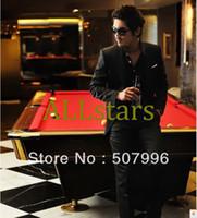 Wholesale Men s Suit Men s Blazer Business Suit Formal Suit New Fashion Stylish Color Black Size M L XL XXL