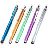 Aluminum Capacitive Touch Screen Stylus for Tablet PC iPad iPhone itouch Cell Phone Touch Pen 100pcs