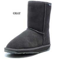 shoes australia - CORK EMU Australia sheepskin winter for women snow boots winter boots lady shoes half boots