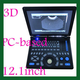 Wholesale 12 inch D Full Digital Laptop Ultrasound Scanner PC System CE ISO