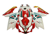 ABS aprilia race fairings - Racing Fairings For Aprilia RS RS125 RS BodyKits Red White Green