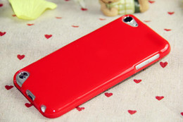 Wholesale 50pcs Soft Candy Plain TPU Gel Glossy Case Cover ipod touch th