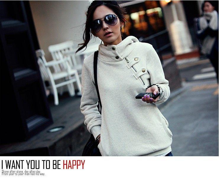 Womens Autumn Winter Hoodies,Women Clothing Winter Outerwear Parka ...