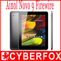 Wholesale Ainol Novo Firewire Quad Core inch IPS Android OS Tablet PC GB DDR3 GB Allwinner A31