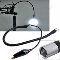 Wholesale 15 Tattoo Machine Gun Supplies White LED Light Adjustable Assistant WS015