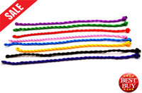 Wholesale 2013 Cheap Sale Bracelets Chinese Fabric Multicolor Bracelets For Good Wish SZ136