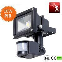 Wholesale LJY W PIR Motion Sensor LED Induction Sense FloodLight V