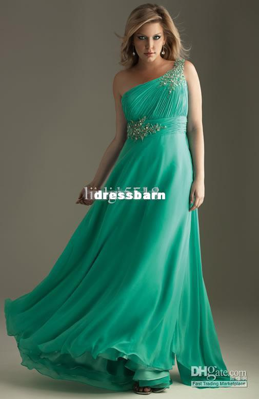 80 Discount Empire One Shoulder Ruched Long Flowy Chiffon