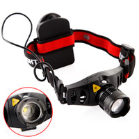 Wholesale 160 Lumen CREE Q5 LED Headlight Headlamp Head Lamp Light Torch Flashlight Modes Zoomable H9322