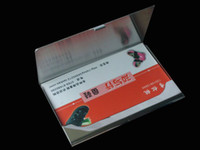 Wholesale SIER METAAL POCKET BUSINESS ID CREDIT CARD HOLDER CASE PROMOTION