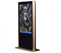 Wholesale DHL quot standing digital signage Kiosk indoor amp outdoor signage