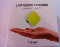Wholesale For TP LINK TL WR702N M Mini WiFi Wireless G Router FOR iPad PC Phone High Quality