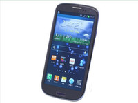 Wholesale Android Single micro SIM i9300 S3 Smart phone x540 MTK6577 GB ROM Dual core cell phone