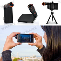 Wholesale Phone Telescope x F1 Zoom Optical Digital Camera Telescope AAAA For iPhone S
