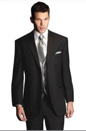 2013 Custom-tailor Groom Tuxedos Wool Blend Groomsman Best Man Suits (Jacket+Pants+Tie+Vest) G621
