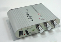Wholesale Lepai LP Channel Mini car Amplifier Stereo power amplifier pc S638