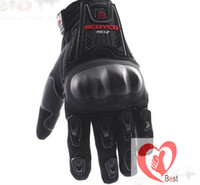 Wholesale motorcycle gloves Crazy Sales Authentic pro biker full finger gloves sports Gloves Breathable drop resistance protection