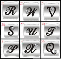 Wholesale 6 off new hot sale Charm beads Cheap inlaid diamond beads Jewelry beads for Pandora beads
