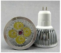 Wholesale GU10 v MR16 v w w high power LED bulb LED lamp cup GU10 shoot the light bulb
