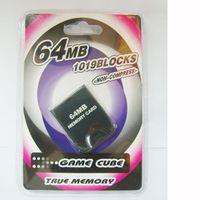 Wholesale GC MB Block MB Memory Card for Gamecube