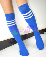 Wholesale soccer socks men Schools sports football socks cheerleading baby socks ball socks