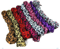 Wholesale 100pcs Fashion Ladies Leopard Print Scarf Shawl Wrap cm Colors Mixed