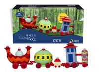 Wholesale Hot Sale High Quality Plastic Toy In The Night Garden Series Ding ding Car