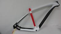 Wholesale 29er mountain bike carbon fiber frames er MTB carbon frame headsets clamp