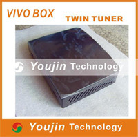 Wholesale New year Gift Original version of Azbox Bravissimo Nagra3 IKS SKS Full HD VIVO BOX Best seller