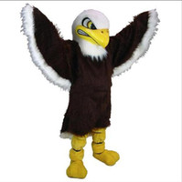 Unisex Costum Made People 2013 Top selling Bald Eagle cartoon & moive TV character mascot costumes