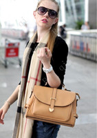 Wholesale 3PCS New arrival leather handbag tote shoulder PU bag woman for fashion Female