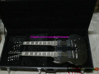 Wholesale Free Hardcase Double Neck Strings Electric Guitar From China High HOT C2631